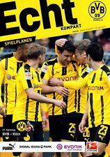 Echt Kompakt # 43 - BVB 09 Borussia Dortmund / 1. FC Köln - Spieltagsplaner