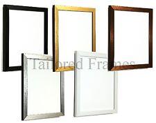 Marco De Fotos Negro Blanco Bronce Oro plata Marcos SE VENDE COMO Packs de 2