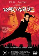 Romeo Must Die (DVD, 2001) Jet Li Action Movie from the producer of The Matrix