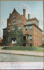 1907 NY Postcard: Ellis Hospital- Schenectady, New York