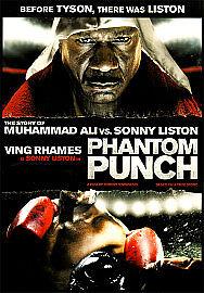 Phantom Punch DVD (2010) Ving Rhames - B12BL