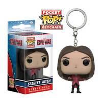 Captain America 3: Civil War - Scarlet Witch Pocket Pop! Keychain NEW Funko
