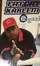 Fatcat Kareem - Fugazi 1998 RAP Tape Single Sealed
