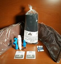 Cali Queen Waterbed StandUp Liner, Heater, Fill, Drain & Patch Kit & Conditioner