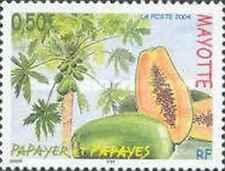 Timbre Flore Fruits Mayotte 164 ** année 2004 lot 6227