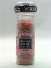 Trader Joe's Himalayan Pink Salt Crystals Spice Seasoning Gourmet Grinder NEW