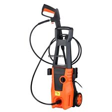 High Pressure Car Deck Washer Electric Power Cold Water Spray 1.45 GPM 1500PSI