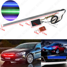 Multi 7 Color LED Knight Night Rider Scanner Light Bar Car Flash Wireless Remote