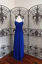 V178S/A118 BILL LEVKOFF 164 SZ 10 HORIZON $230 #13794 FORMAL GOWN DRESS
