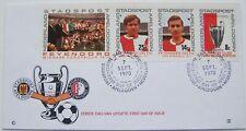 Stadspost Apeldoorn - FDC Voetbal, Football Feyenoord winnaar Europa Cup 1970