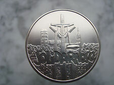 polish coins 1990 poland 100,000zł SOLIDARNOŚĆ silver 999/1000