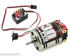 Tekin, Inc FXR ESC Crawler Combo, Brushed 30T Pro Motor, TEKTT2100 TT2100