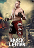 Brock Lesnar Poster Art Print Wrestling Print 8x10 Hologram & Numbered