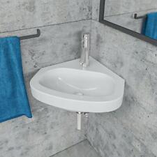 Keramik Eckwaschbecken Waschbecken Handwaschbecken klein für Gäste WC VT145