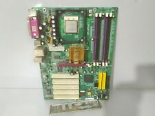 Epox EP-4PDA3I S478 Motherboard + CPU Intel Celeron 2.4GHz + I/O shield