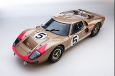 1:18 EXOTO 1966 FORD GT40 MK II Third Place 1966 Le Mans 24 Hour MINT NIB!