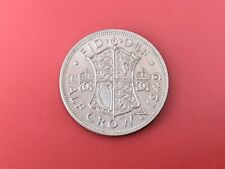 More details for 1949 george vi uncirculated half crown free uk p&p