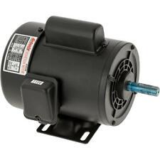 Grizzly G2528 Motor 1/2 HP Single-Phase 1725 RPM TEFC 110V/220V