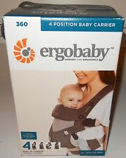 Ergobaby 360 Carrier All Carry Positions, Cool Mesh Ergonomic Baby Carrier