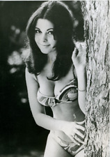 Jackie Hichmott, actrice australienne  Vintage silver Print Tirage argentiqu