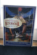 National Ballet of Canada's The Nutcracker *Full Cast* Autographed Show Poster