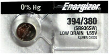 Energizer Battery Button Cell 394 1.55V 1 Pc