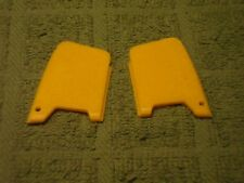 Custom Grips for Sig Sauer P290 Lava Texture Corvette Yellow
