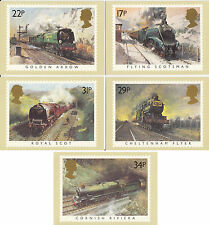 PHQ 81: 1985-01-22  Famous Trains with FDI
