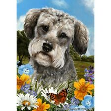 Summer House Flag - Schnoodle 18474