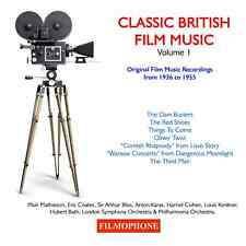 Classic British Film Music Vol.1 The Dam Busters, Red Shoes, Third Man & More