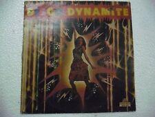 DISCO DYNAMITE POP FUNK DESI SYNTH RIPOFF AMAZING HITS RARE BOLLYOOD LP VG++