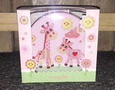 Little Sunshine Giraffe Zebra Money Box New Baby Gift Pink