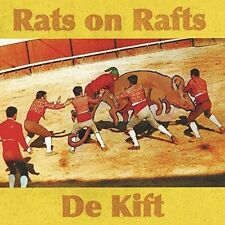 Rats On Rafts - De Kift [New CD]