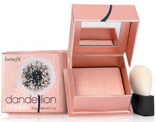 Benefit Dandelion Twinkle Nude Pink Highlighter & Luminizer 0.1oz $30 NIB