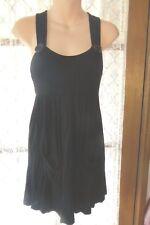 VINTAGE Style ~ Black Pinafore TOP * Size XS * SALE !!
