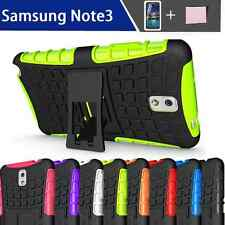 Cover Case for Samsung Galaxy Note 3 Shockproof Kickstand Heavy Duty Tough