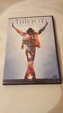 Michael Jacksons  ~  This Is It  (DVD, 2010)