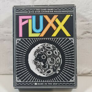 Looney Labs Fluxx 5.0 Card Game 100% Complete 2014 8 +