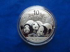 2013 Chinese Panda 1 OZ  SILVER .999
