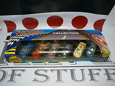 The Pit Row Collection Set of 5 Stock Cars 1:64