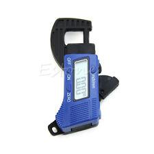 0-12.7mm Carbon Fiber Composites Digital Thickness Caliper Micrometer Guage