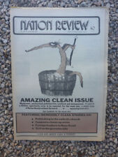VINTAGE AUS NATION REVIEW NEWSPAPER. MARCH 22 1974 - AMAZING CLEAN ISSUE