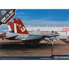 Academy 1/72 USMC F/A 18A+ VMFA-232 Red Devils Plastic Model Kit 12520 ACY12520