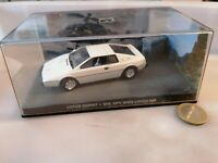 G314 LOTUS ESPRIT THE SPY WHO LOVED ME James Bond 007 Filmauto weiß 1:43 neu ovp