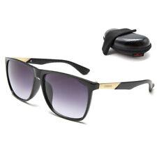 b1cead3f20 Fashion Men Women Retro Sunglasses Unisex Square Matte Frame Carrera Glasses  M39
