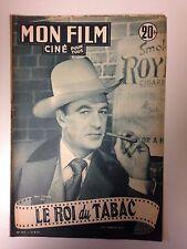 MON FILM N°267 1951 LE ROI DU TABAC / GARY COOPER - LAUREN BACALL