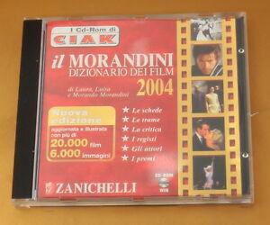 IL MORANDINI 2004 - CIAK CD- - ZANICHELLI - OTTIMO CD [AE-205]