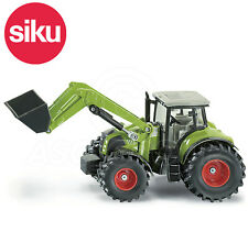 SIKU NO.1979 1:50 CLAAS AXION 850 TRACTOR WITH FRONT LOADER Dicast Model / Toy