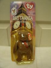 Mc Donald's Ty Beanie Babies (1999). Several Available! BRITANNIA THE BEAR!