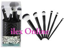 BODY COLLECTION 6 PIECE BRUSH SET WITH CHIC BRUSHES STAND **GORGEOUS**